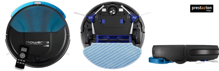Smart Force Essential Aqua RR6971WH -aspiradoras Rowenta