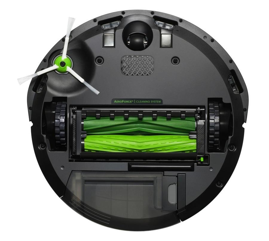 Roomba e5 parte inferior