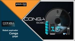 Conga-5090 opinion robot aspirador