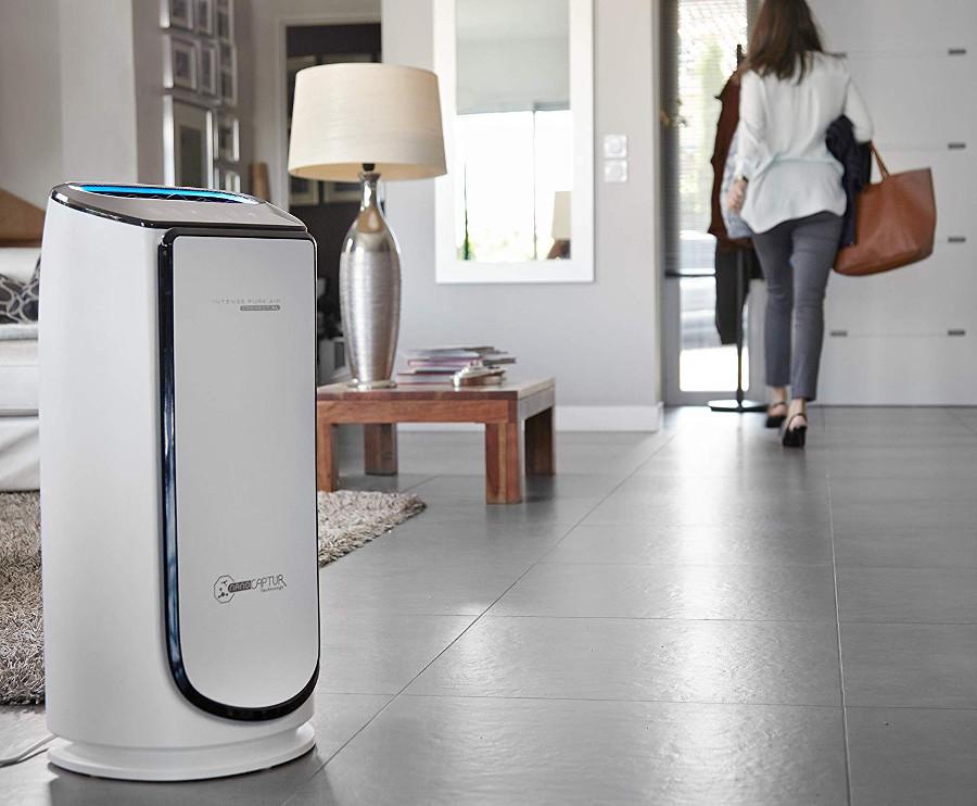 Tamaño de las habitaciones que pueden purificar Purificadores de aire rowenta