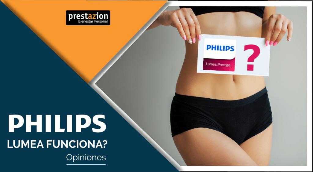 ¿Philips Lumea Funciona? Opiniones