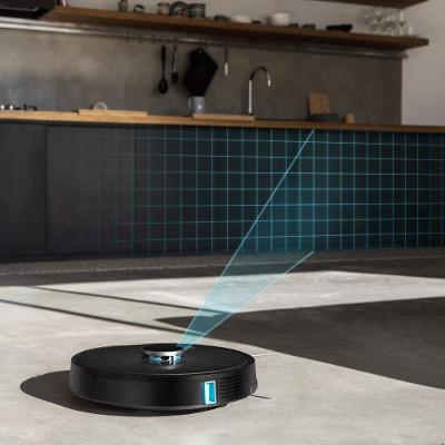 Conga 5490: un robot con tecnología láser de mapeo