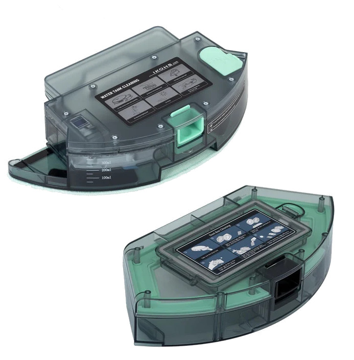 Netbot S15 -  depósito mixto +  depósito de sólidos