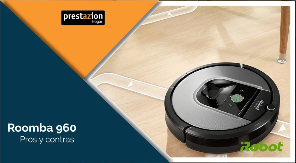 Roomba 960 analisis, pros y contras