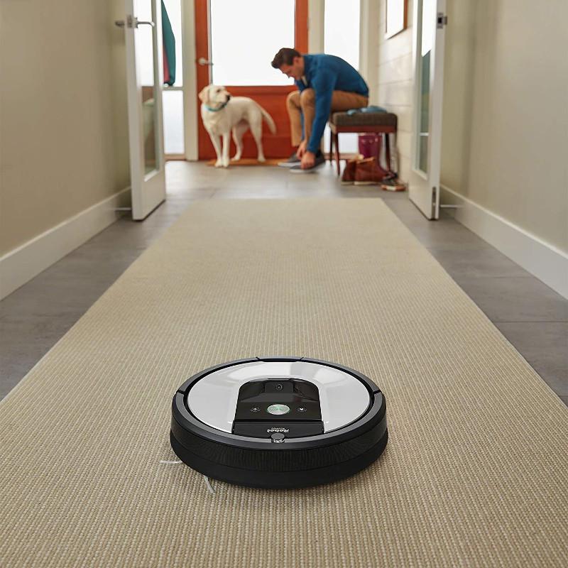 Roomba 971 aspirar pelos de mascota