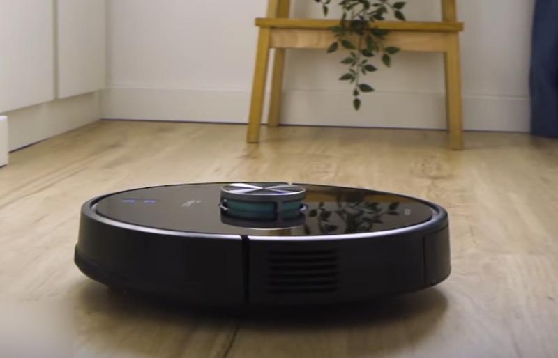 autonomía robot Conga