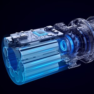 Roidmi batería aspiradoras sin cable