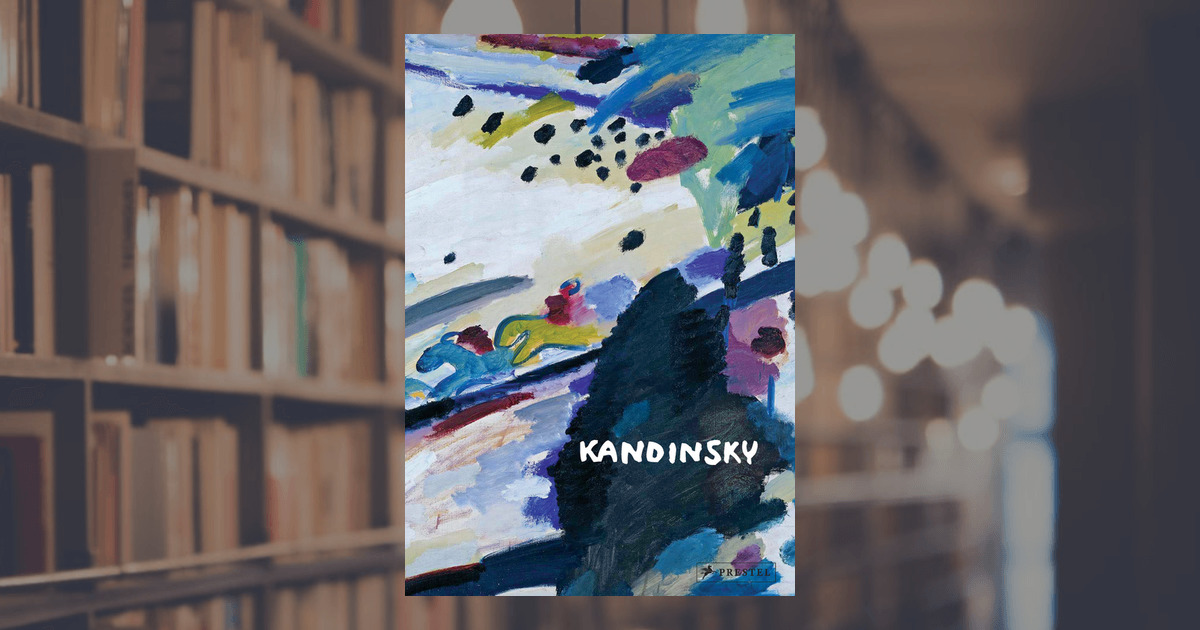 Kandinsky Prestel Publishing Hardcover
