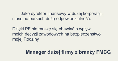 Manager firmy