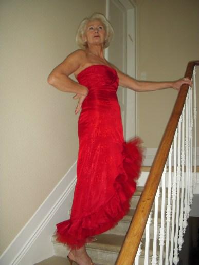 Atelier de couture Prestige Lolita C - Robe rouge