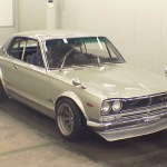 1971 Nissan Skyline Kpcg10 Gt R Hakosuka Sold For 210k Prestige Motorsport