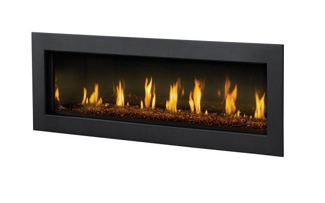 Gas fireplace LV50