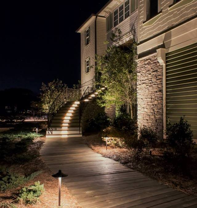 Safety and Landscape Lighting