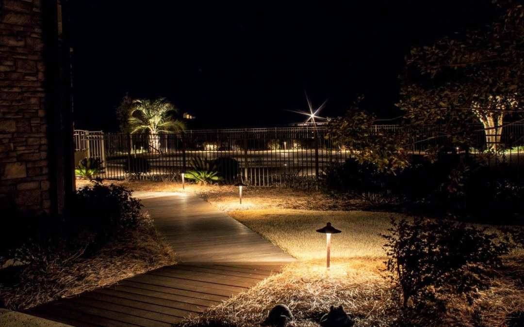 Watch your Step: Path Lighting to Prevent Accidents