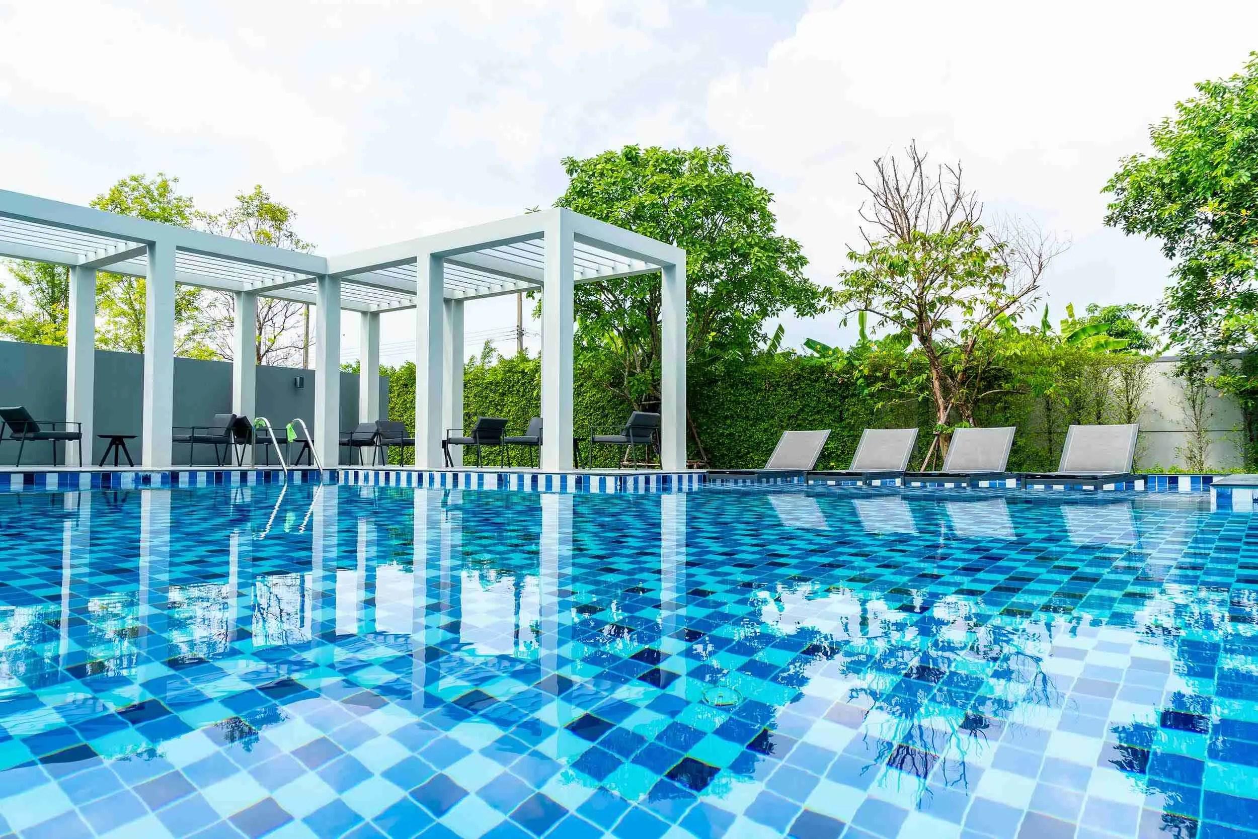 Prestige Pool Landscape Pool Builder Visalia Pool