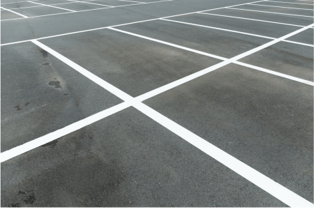 Line Marking Removal Example