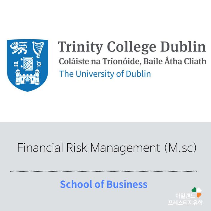 아일랜드유학_대학원석사_트리니티칼리지_Business_ (5)Financial Risk Management