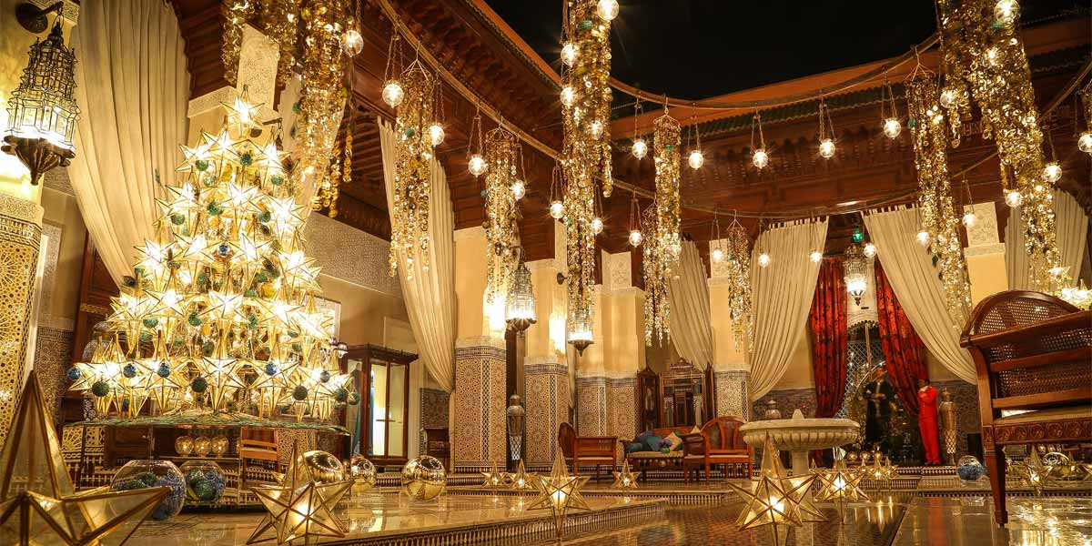 Royal Mansour Marrakech Event Spaces Prestigious Venues