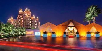 Large Conference Venue In Dubai, Atlantis The Palm Dubai, Prestigious Venues