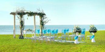 Outdoor Wedding Ceremony, InterContinental Bali Resort, Prestigious Venues