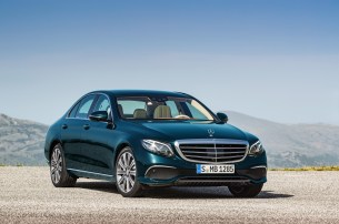 E 350 e, EXCLUSIVE, kallaitblau, Leder sattelbraun/macciato E 350 e, EXCLUSIVE, callait blue, leather saddle brown/macciato