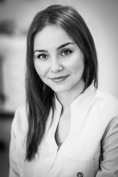 Katarzyna Rynkiewicz, asystentka stomatologiczna