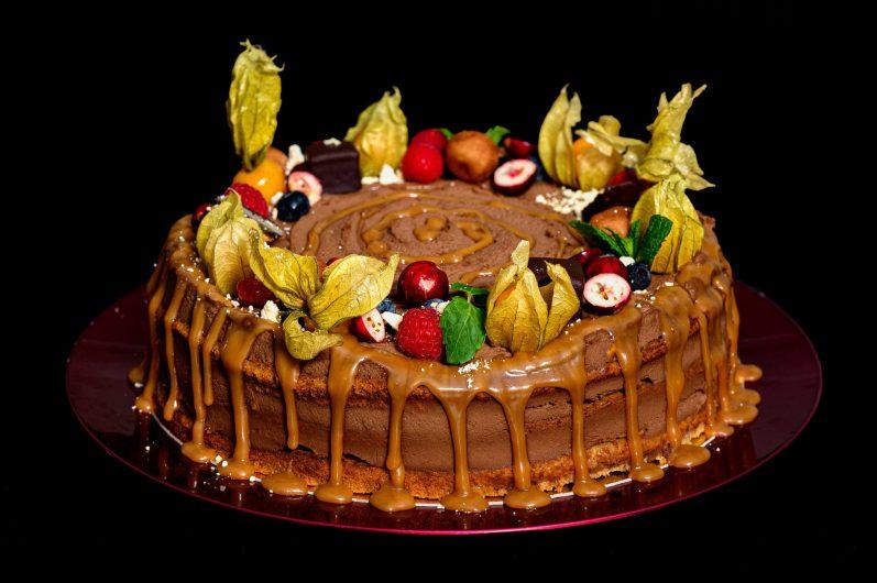 Słony karmel Marty do ciast oraz deserów