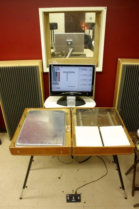 SpectraSurface in the Digital Composition Studios @ McGill University