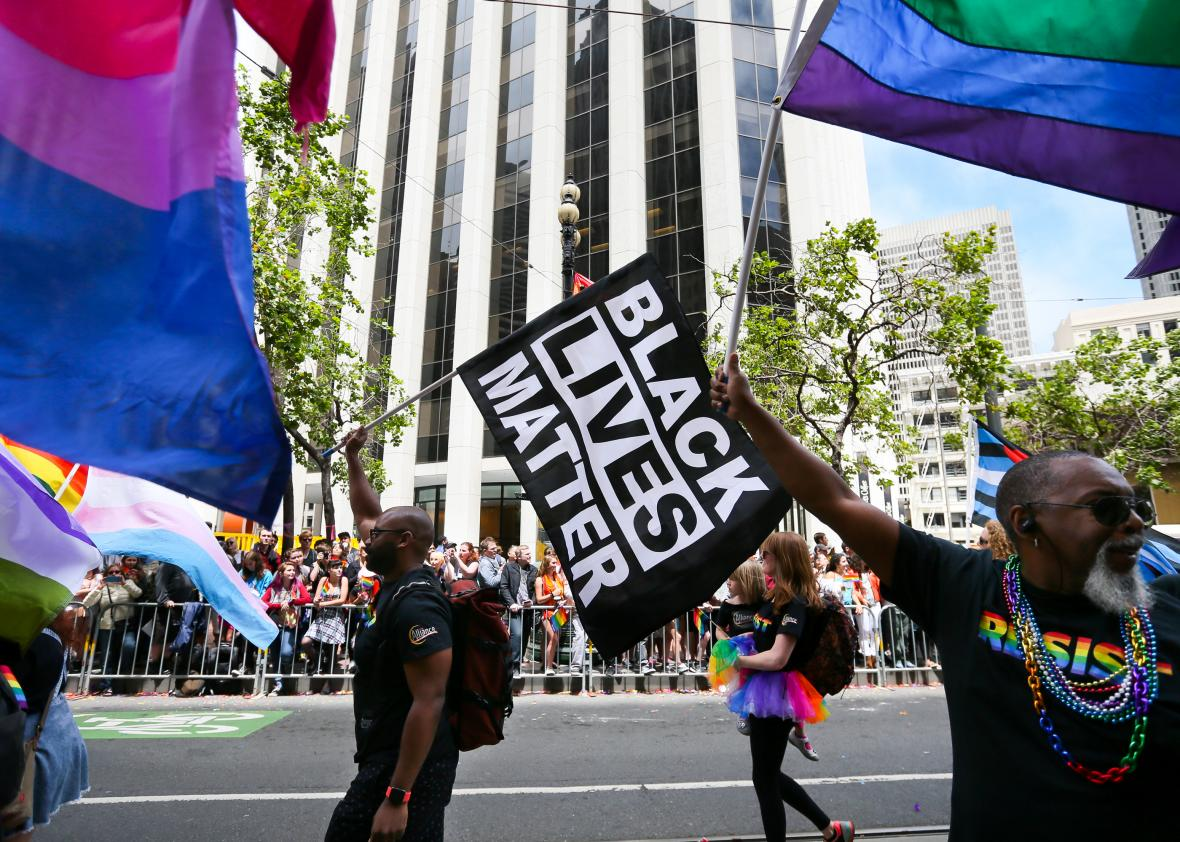 A New Survey Claiming That LGBT People Are Less Racist Misses the Reality of Racism in the Queer Community