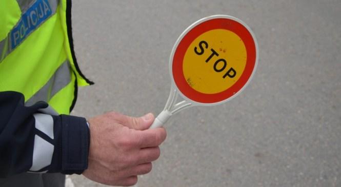 Zaradi večkratnih cestno-prometnih kršitev ob vozilo