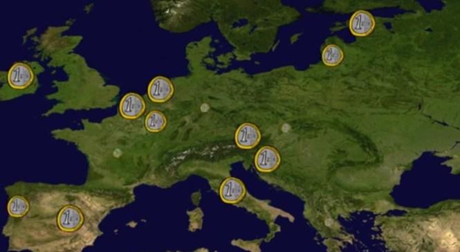 VIDEO: Razlike med evropskimi državami