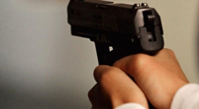 V Tržiču policist izstrelil opozorilne strele