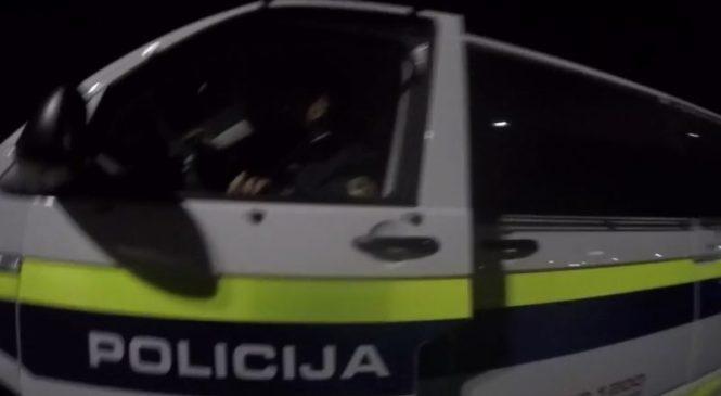 Pomurski policisti v minulih 24 urah obravnavali šest prometnih nesreč