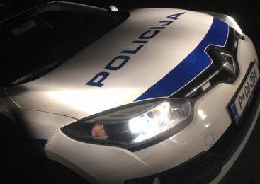 Pomurski policisti obravnavali kar 6 kršitev javnega reda in miru