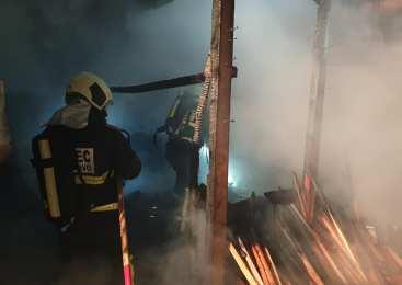 Celjski policisti v preteklem dnevu obravnavali kar 3 požare