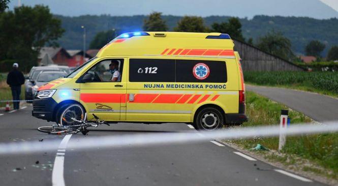 Današnja prometna nesreča nesreča pri Mirni Peči: Med umrlimi v nesreči tudi dva otroka