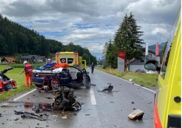 Štajerski policisti v preteklem dnevu obravnavali kar deset prometnih nesreč