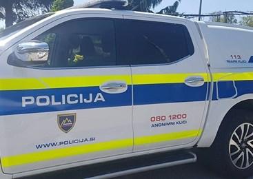 Kronika pomurskih policistov