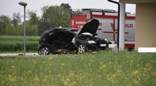 Nedelica: Nove podrobnosti tragične prometne nesreče v kateri je življenje izgubila 36-letna voznica