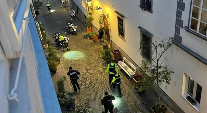 Nove podrobnosti streljanja na Križevniški ulici v Ljubljani