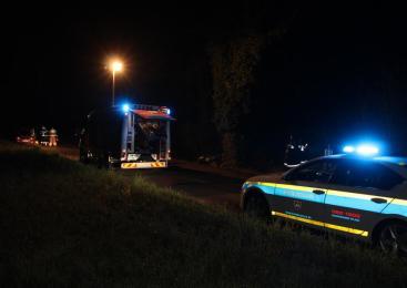 Novogoriški policisti imeli polne roke dela s prometnimi nesrečami