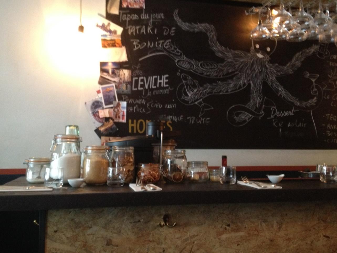 homies restaurant paris