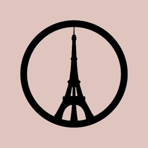 peace for paris rose