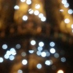 Paris lights eiffel tower