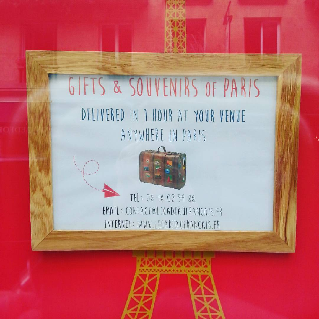 Paris Gift boxes