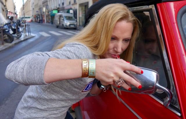 Le Bijou Parisien and Melissa Ladd of Prete Moi Paris
