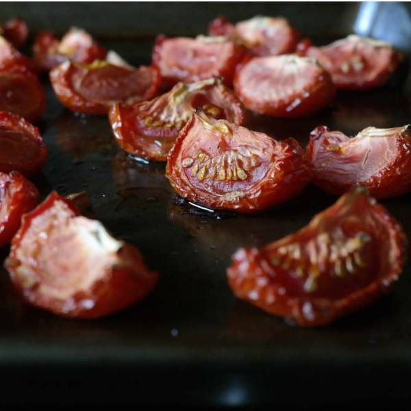 Come to mama!!  I love roasting tomatoes It addshellip