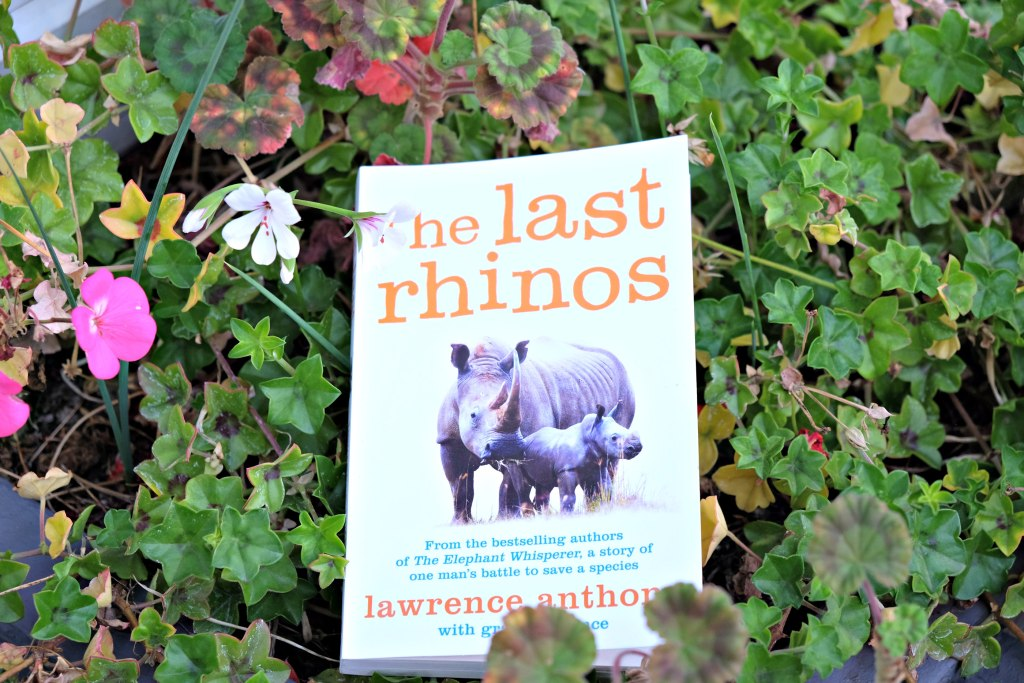 The last rhino by Lawrence anthony