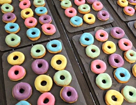 vickys donuts london