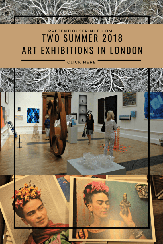 Art Exhibitions In London